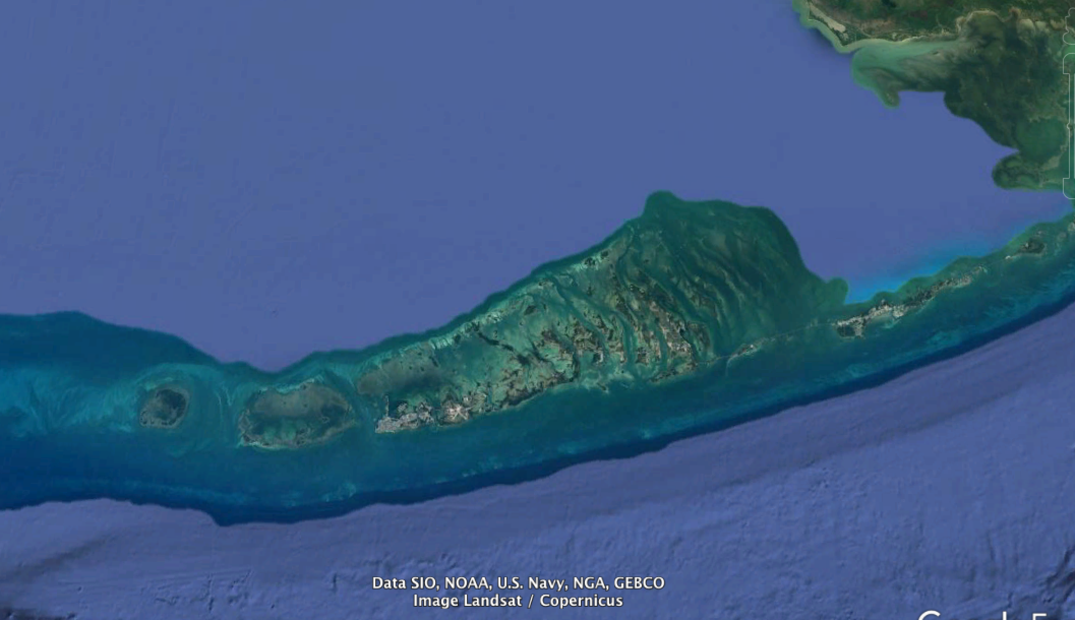 Florida Keys (or Abaco/Bahamas)?