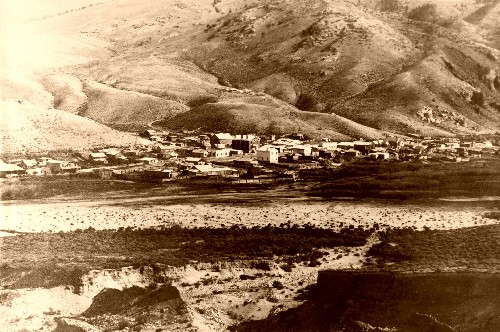 Bannack, Montana (1881)