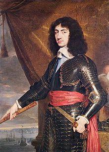 King Charles, II