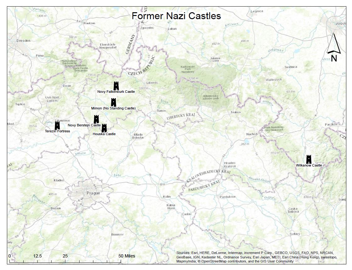 Castles near Hauska map.png