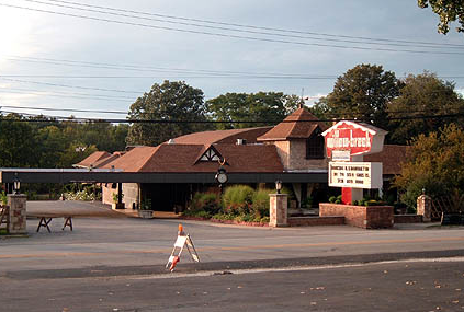 The Willowbrook Ballroom, before it burned down in 2016. Photo from Edward Shanahan's webpage on  ChicagoNow.com