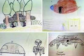 Copy of Ariel Incident Kids Eyewitness Drawings