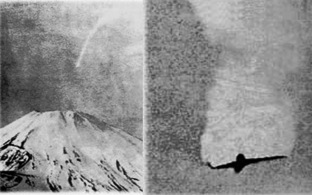 Mt Fuji Flight 911 Crash 1966