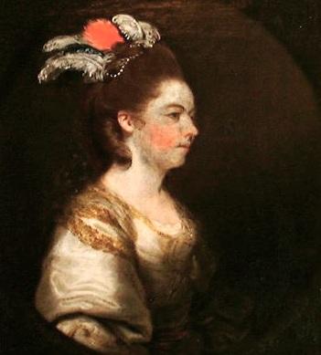 Anne Bonfoy, 2nd wife of Henry Loftus, 3rd Earl of Ely From the  Tottenham.name  family pedigree website.