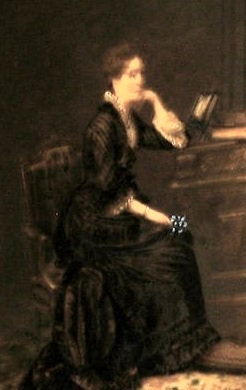Jane Hopevere, 3rd Marchioness of Ely, 1821 - 1890. Lady of the Bedchamber to H.M. Queen Victoria. From the  Tottenham.name  family pedigree website.