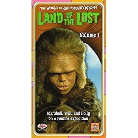 Phillip Paley  as the character Cha-ka from the original 1974 TV series,  Land of the Lost