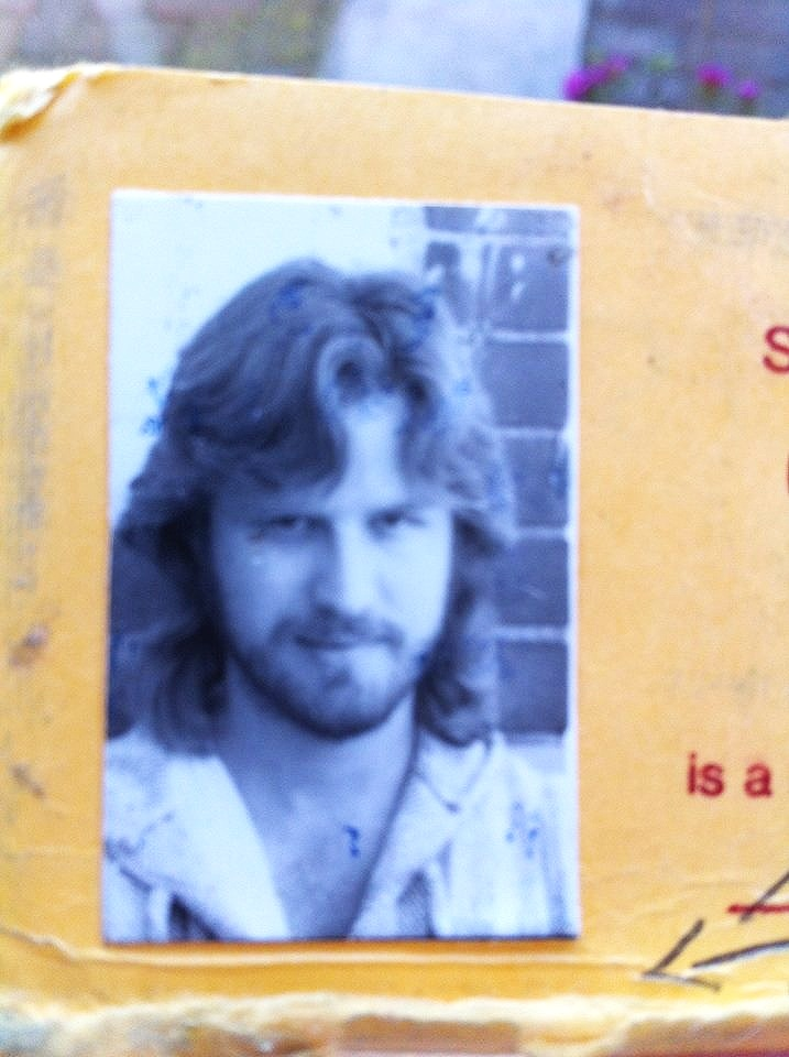 Dan's photo ID card for the   Daily Trojan  Newspaper , the  University of Southern California's  school paper. Circa 1987, around the time of the incident.