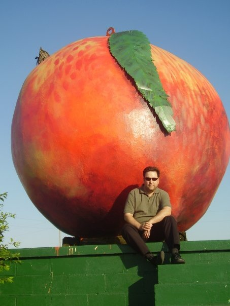 James and a Giant Peach