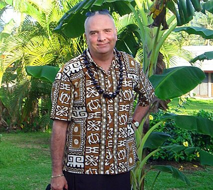 Terry when he was the Assistant Attorney General of the US Samoa Territory in 2005.