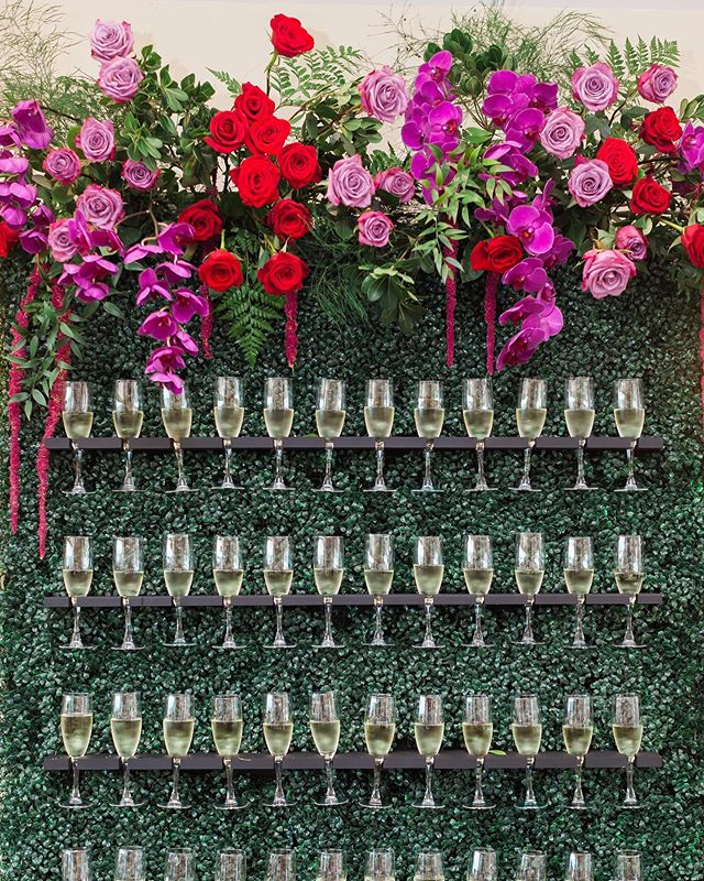 Champagne anyone? 🥂🌷 A toast! 🤗 Rent our champagne wall for your next spectacular event. LemonLeafFlorist.com • • • •  #eventdesign #eventdecor #eventplanner #eventplanning #austinflorist #austintexasflorist #austintx #lakewaytx #lakewayflorist #flowers #floristry #laketravistx #laketravisflorist #austinwedding #austinweddings #austinweddingplanner #austinweddingvenue #austinweddingstyle #austinweddingday