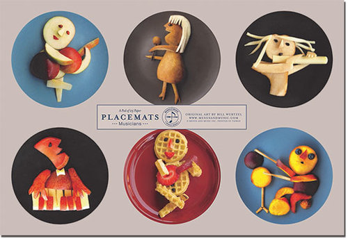 Click placemat image to purchase