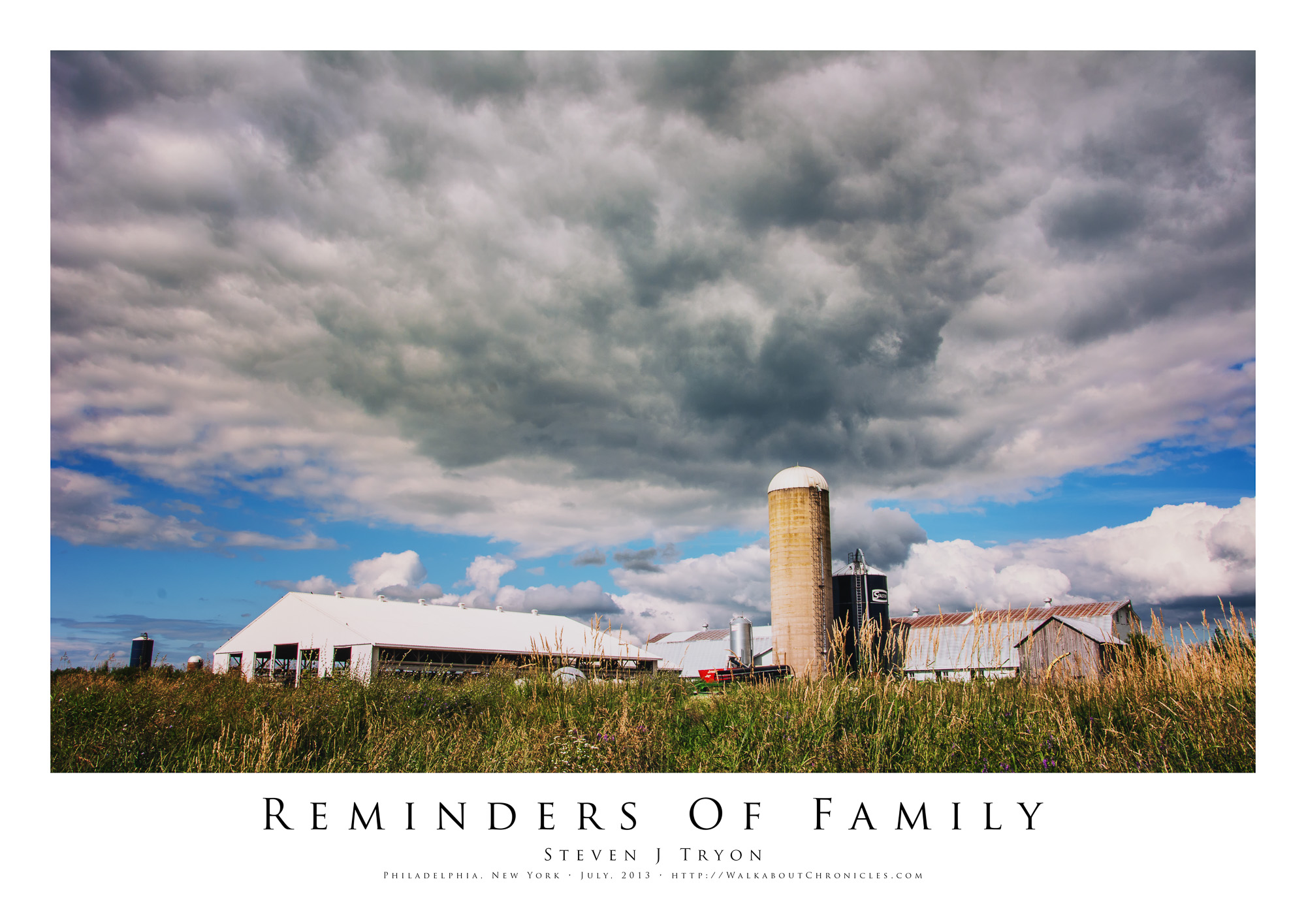 Reminders Of Family