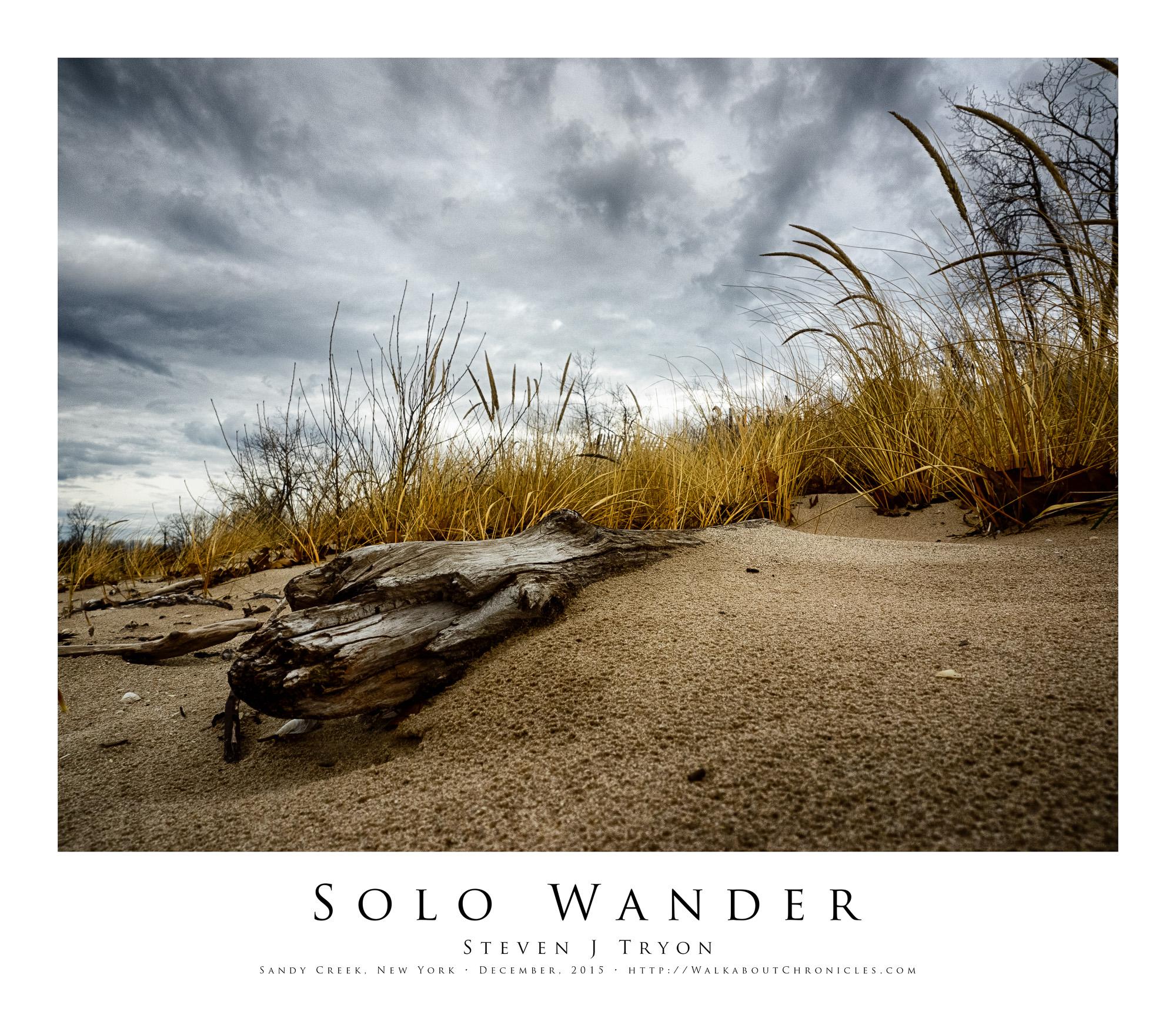 Solo Wander