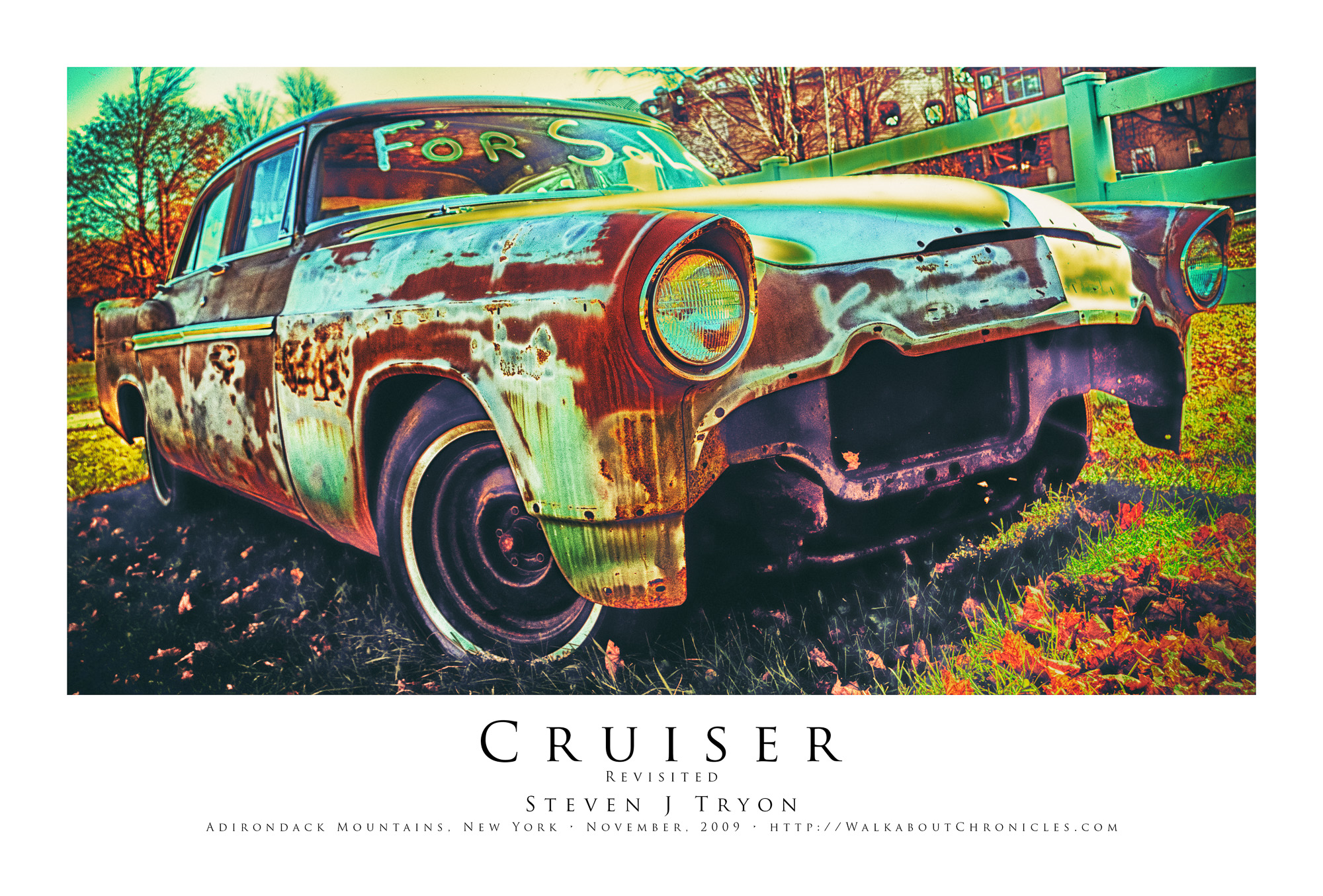 Cruiser (Revisited)
