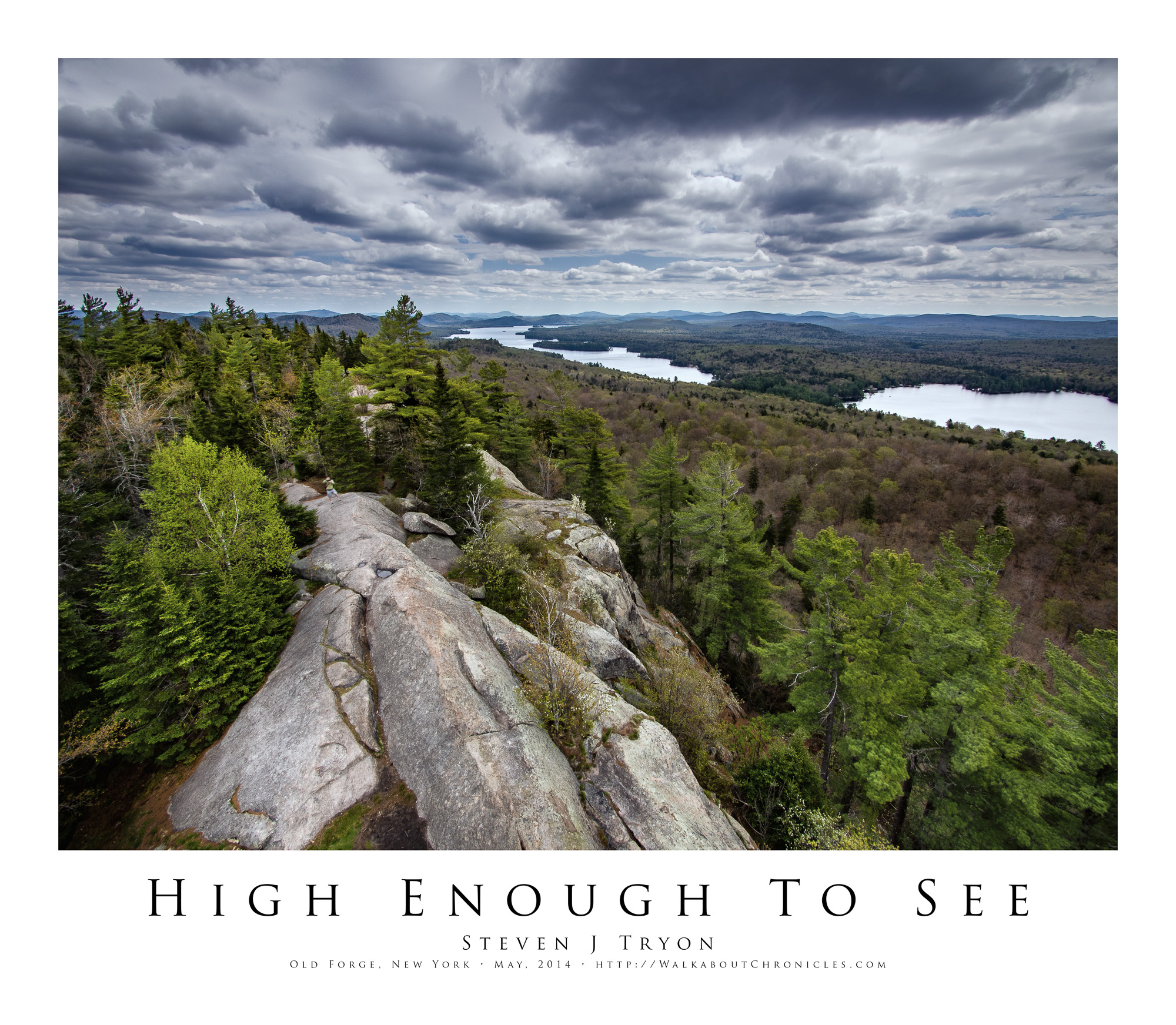 High Enough To See