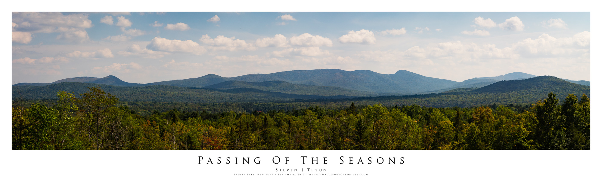 Passing Of The Seasons