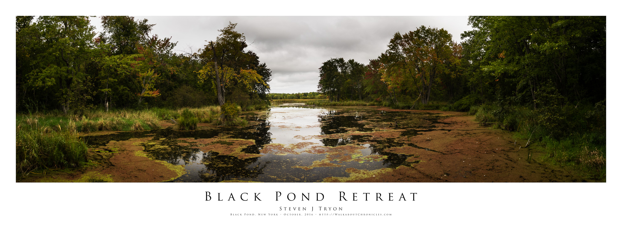Black Pond Retreat
