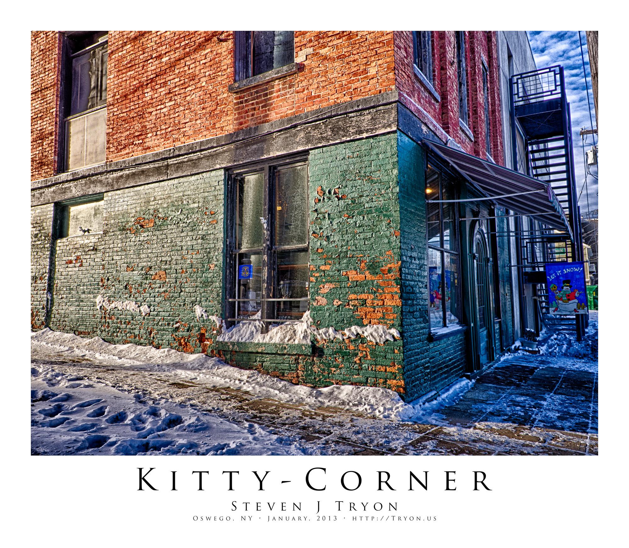 Kitty-Corner