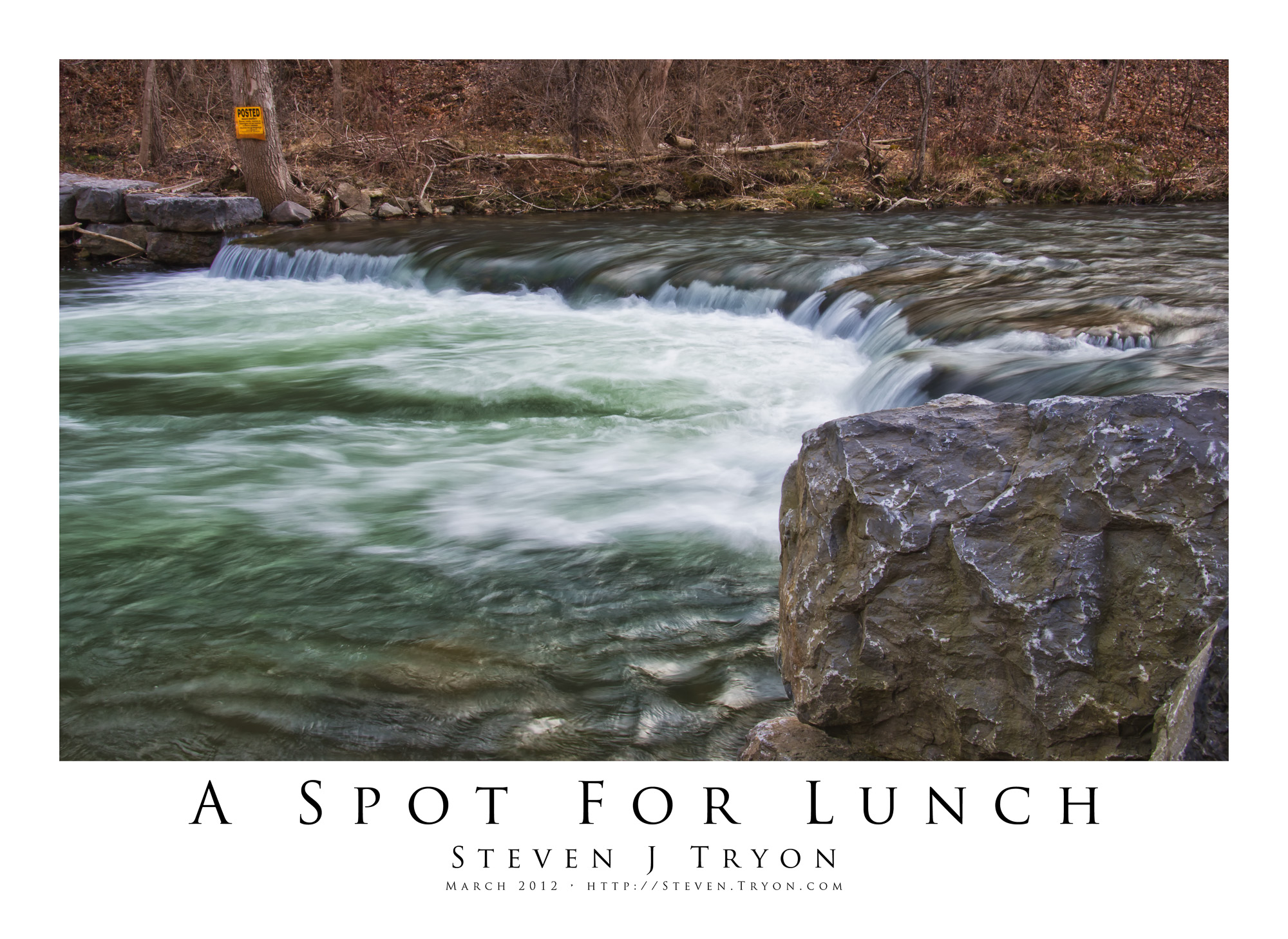 A Spot For Lunch