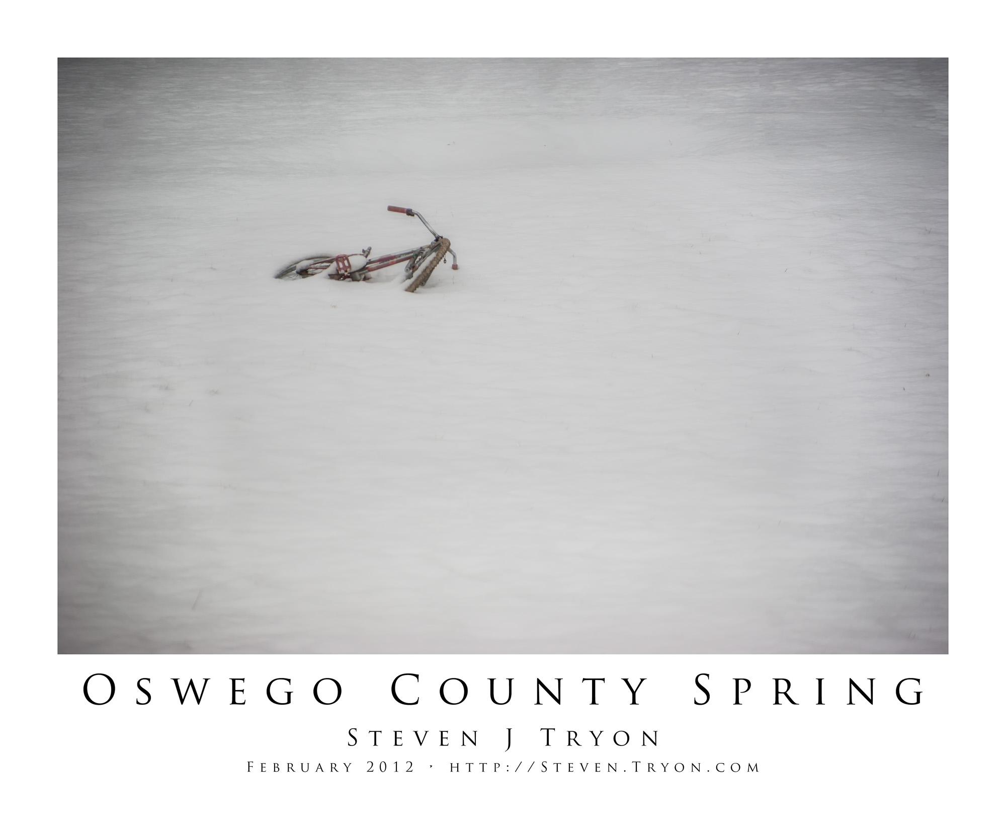 Oswego County Spring