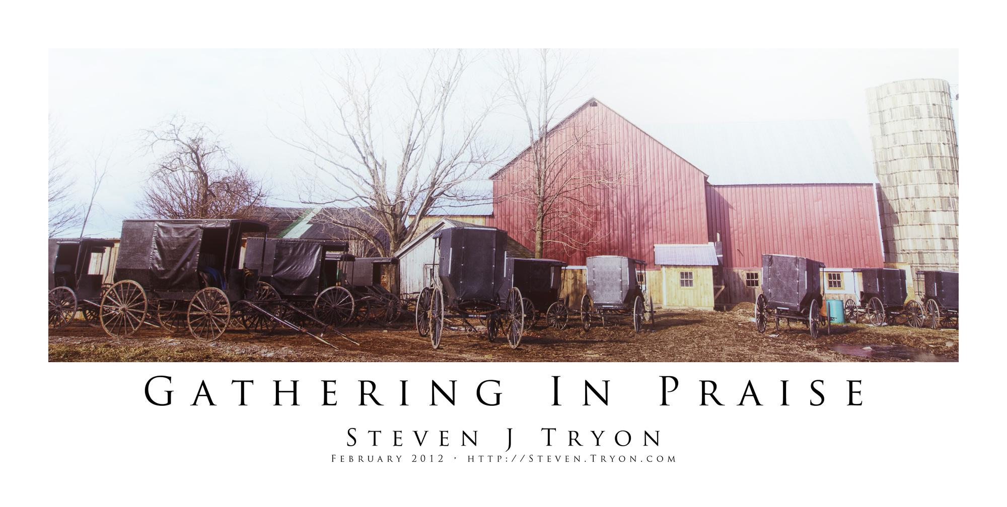 Gathering In Praise