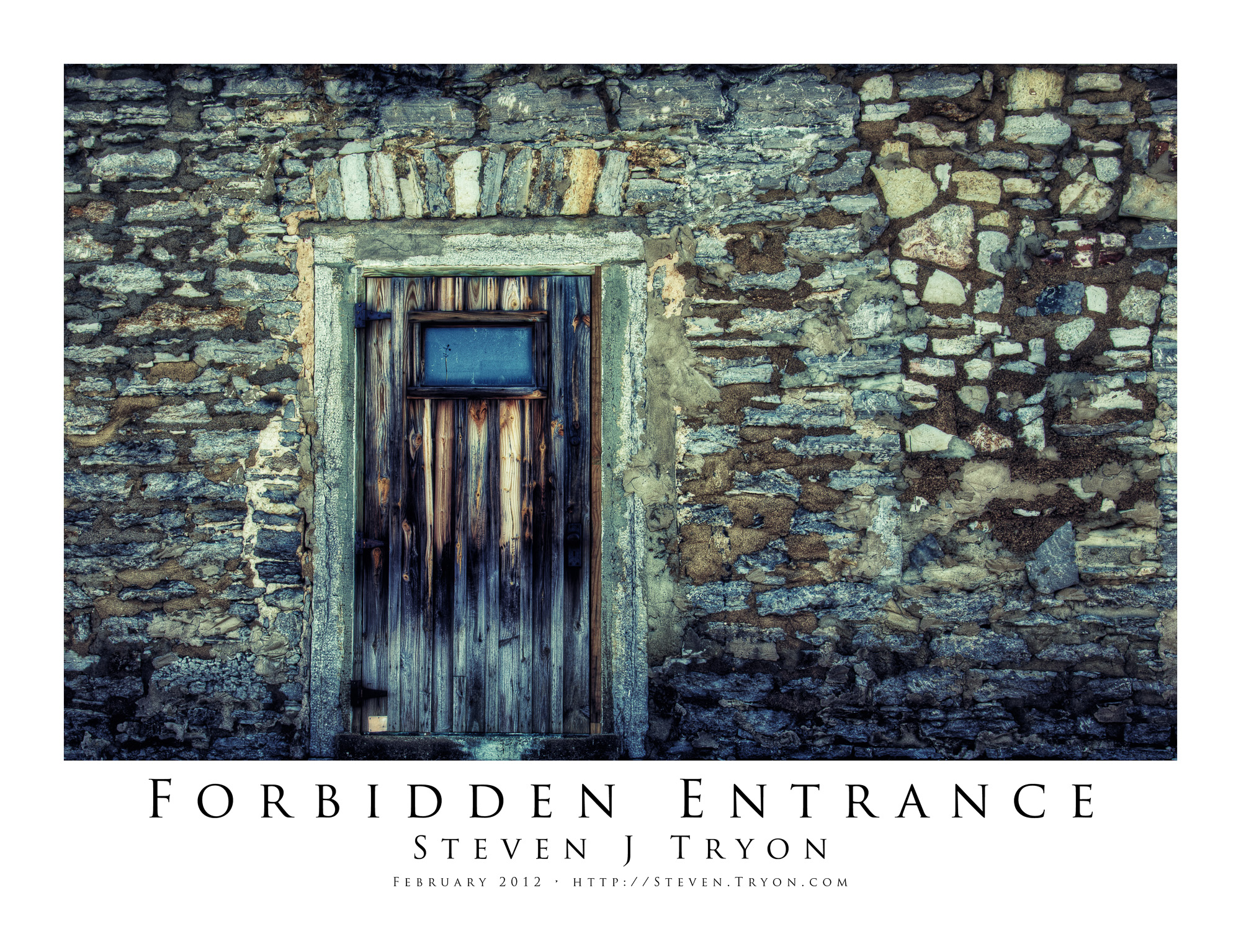Forbidden Entrance