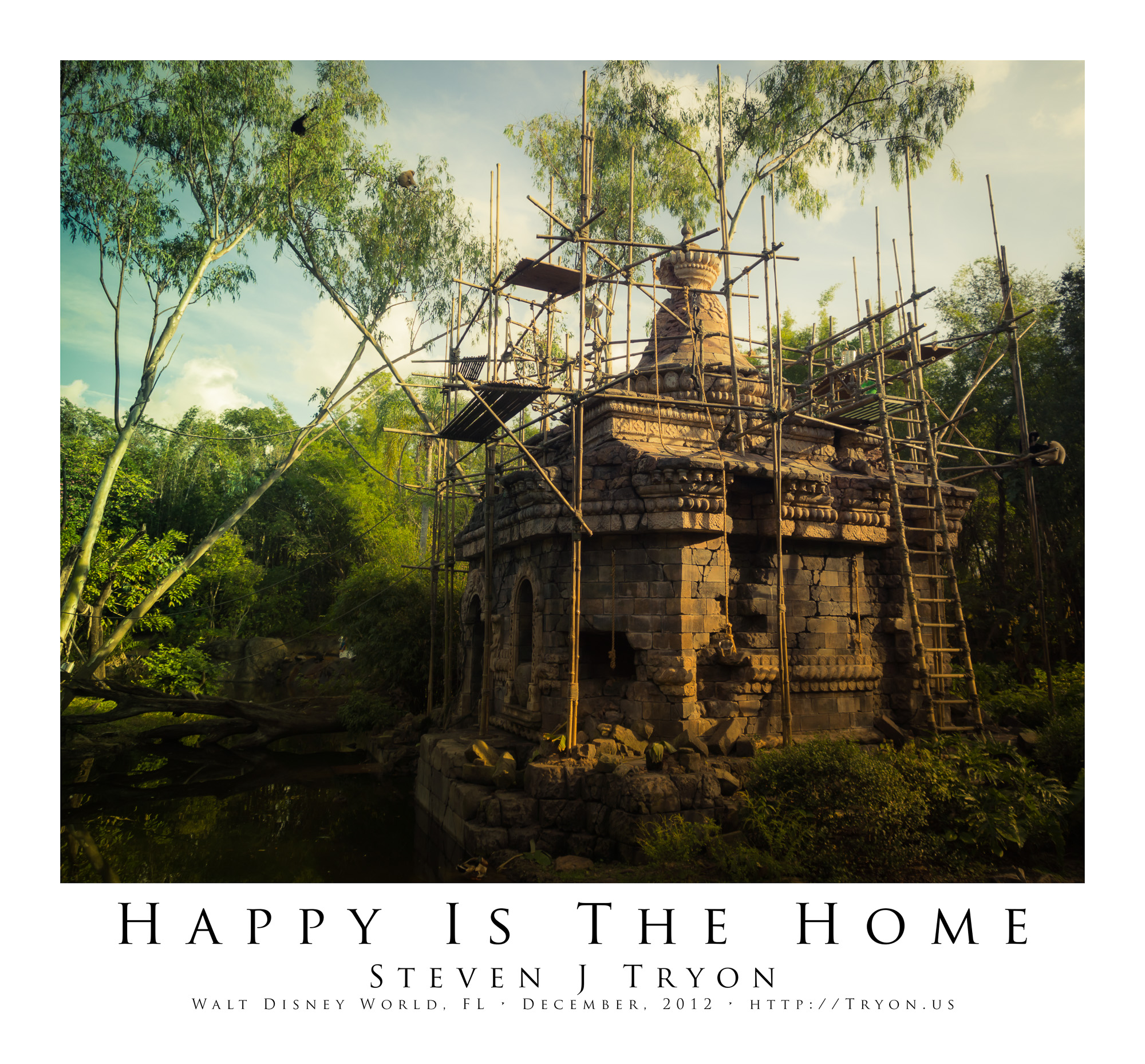 Happy Is The Home