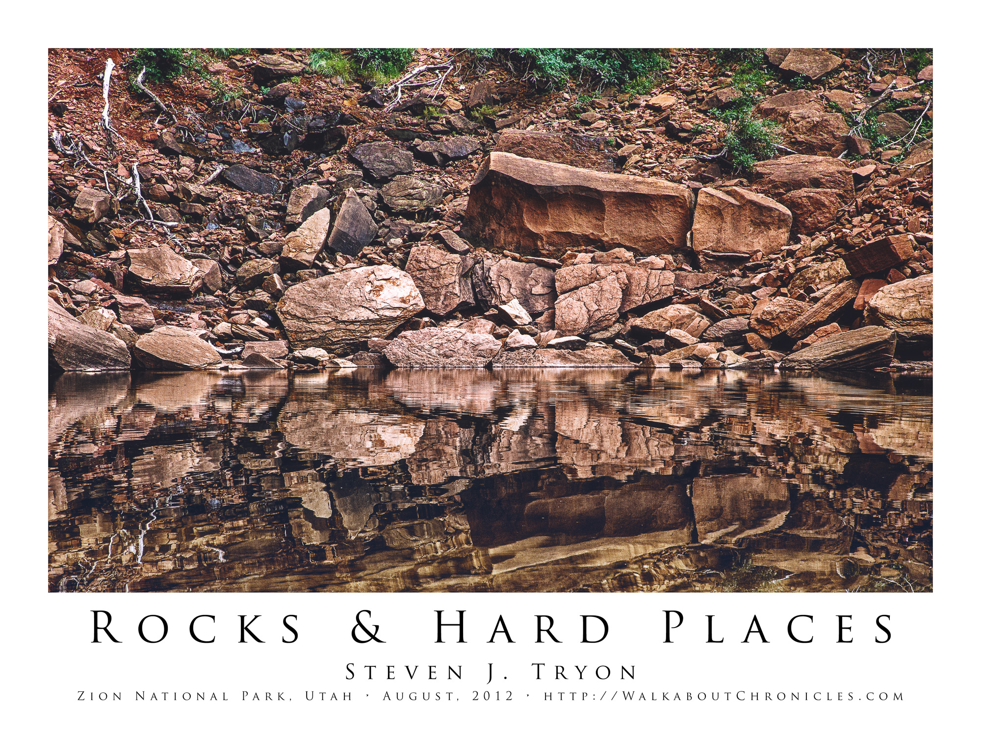 Rocks & Hard Places