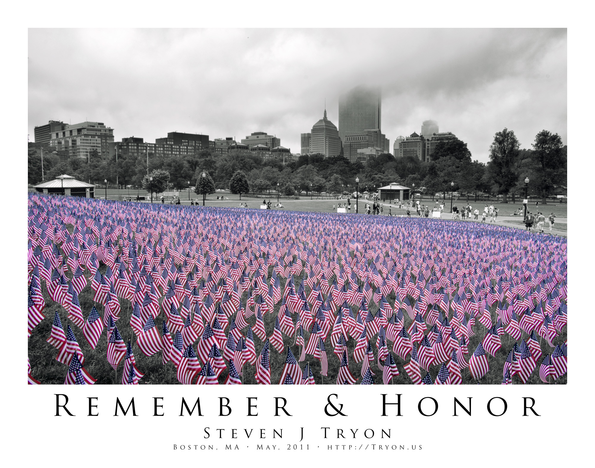 Remember & Honor