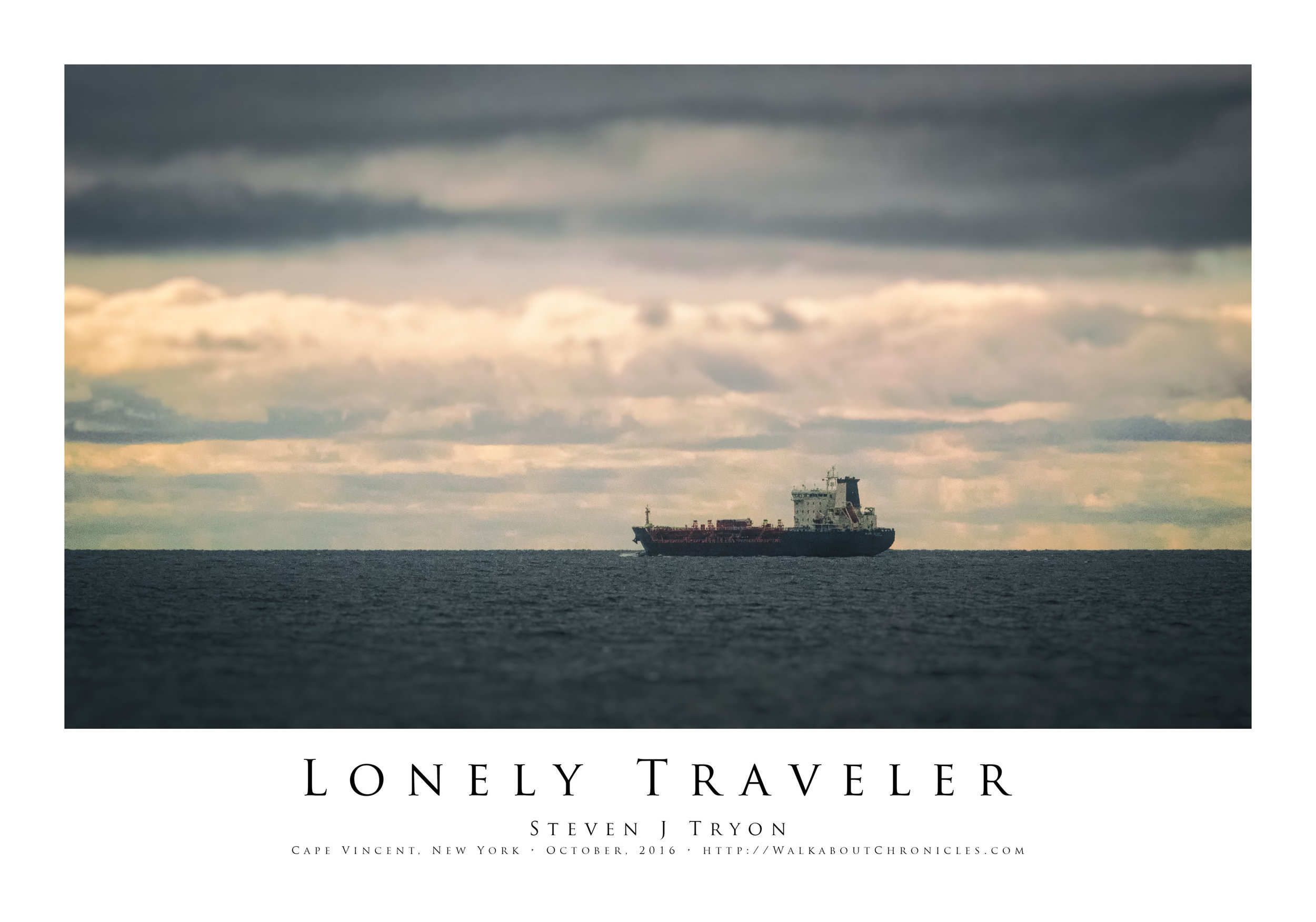 Lonely Traveler
