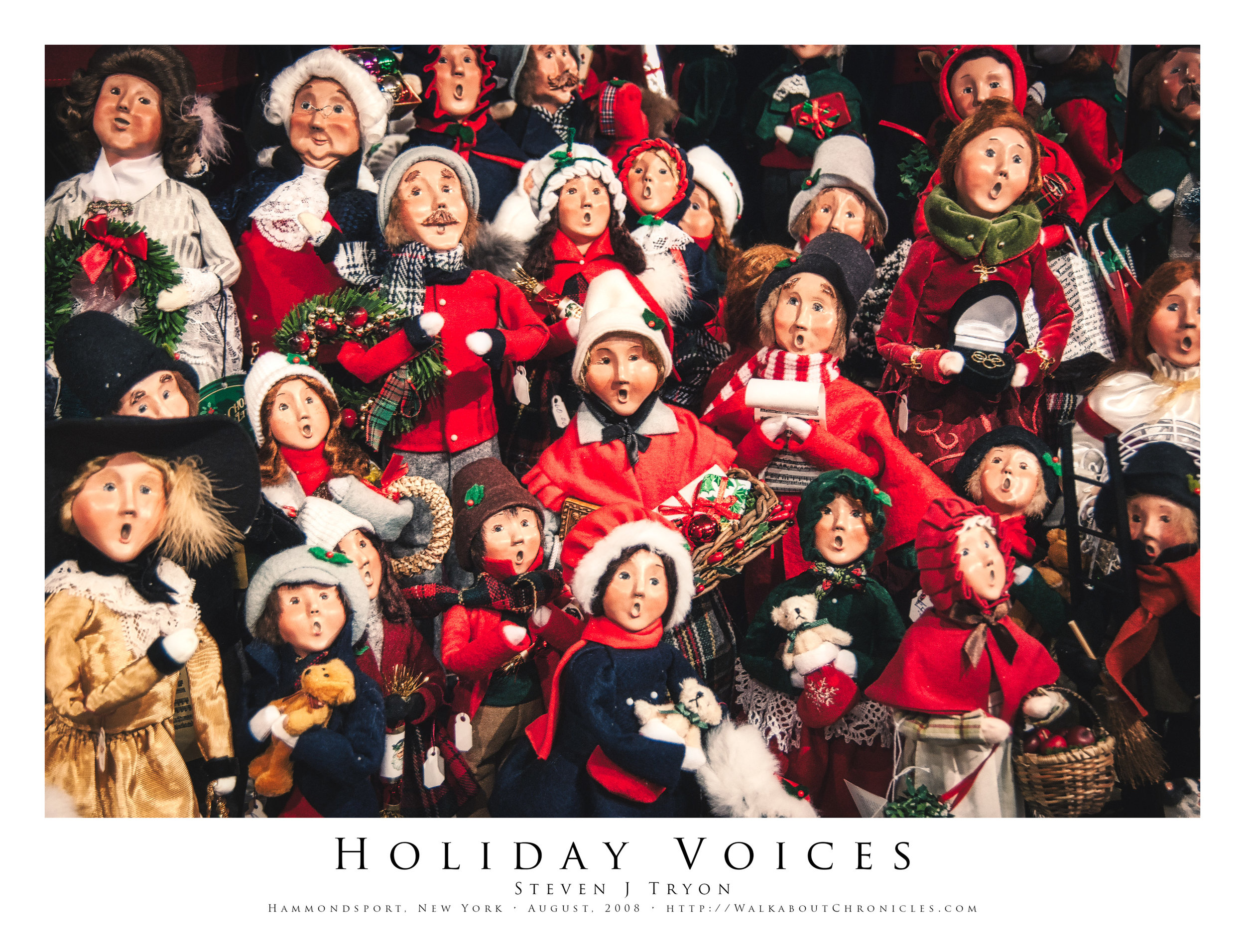 Holiday Voices