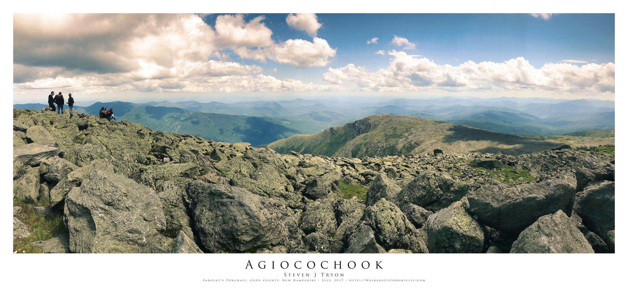 Agiocochook