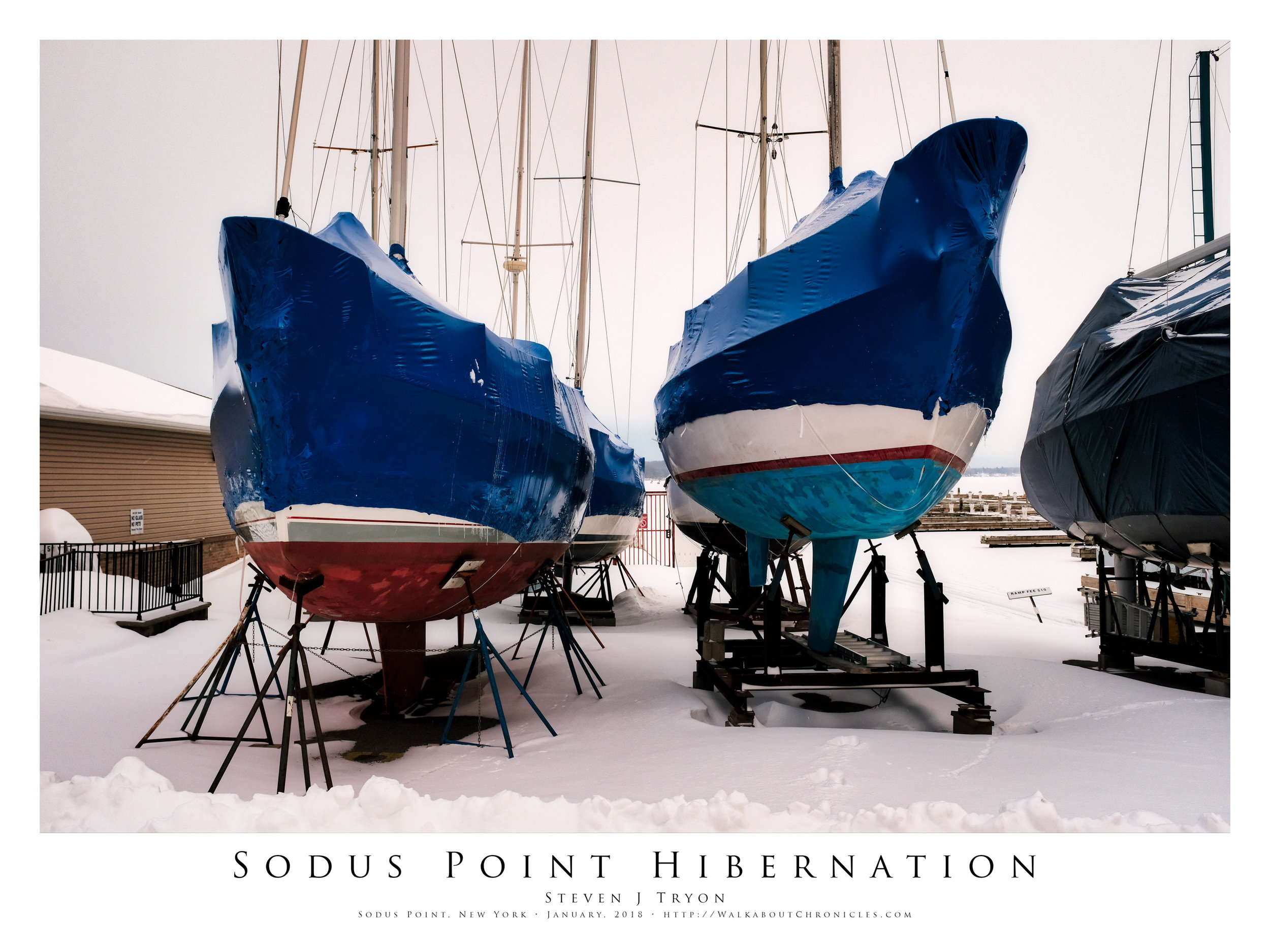 Sodus Point Hibernation
