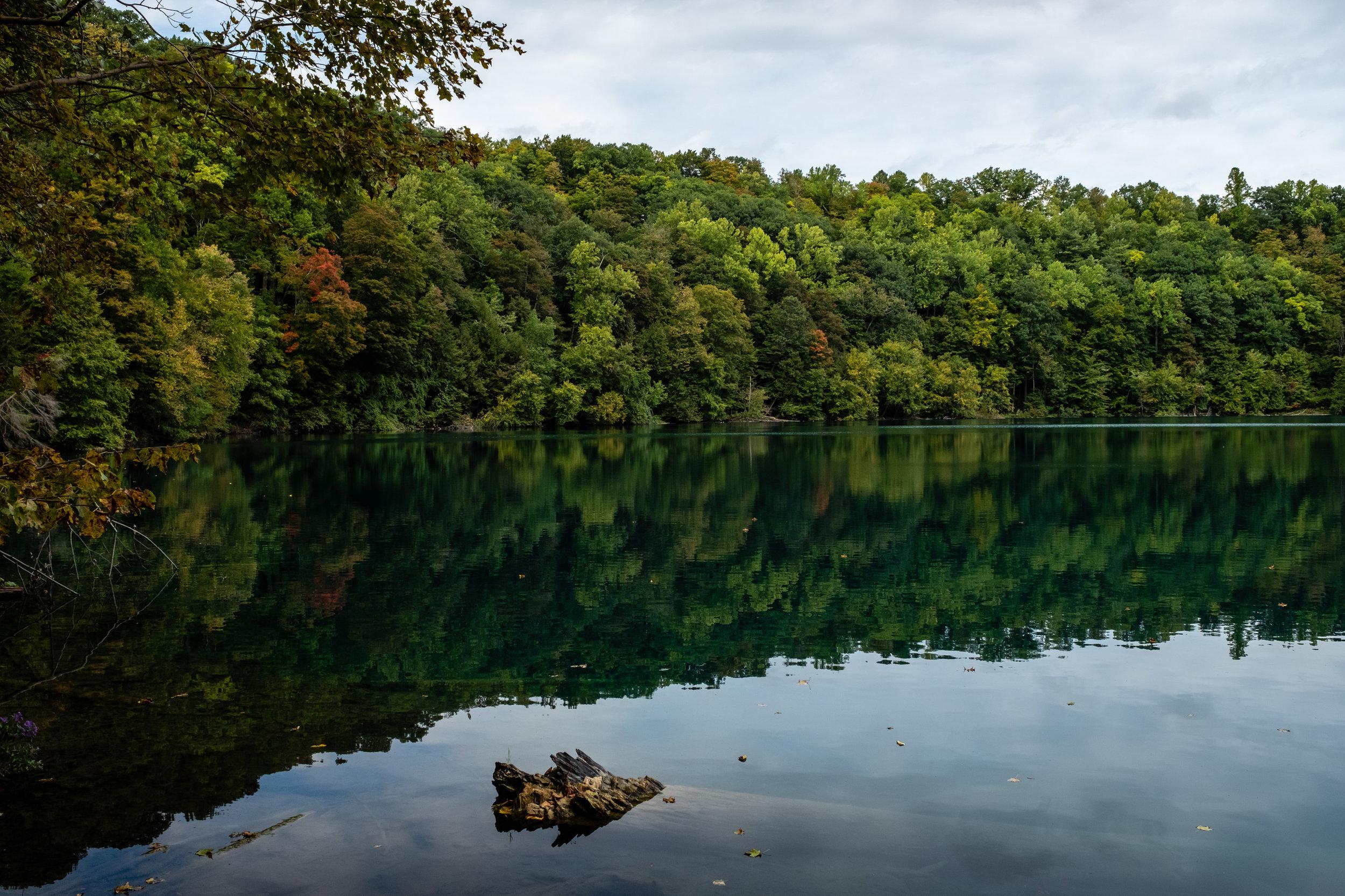 Green Lakes Ramble