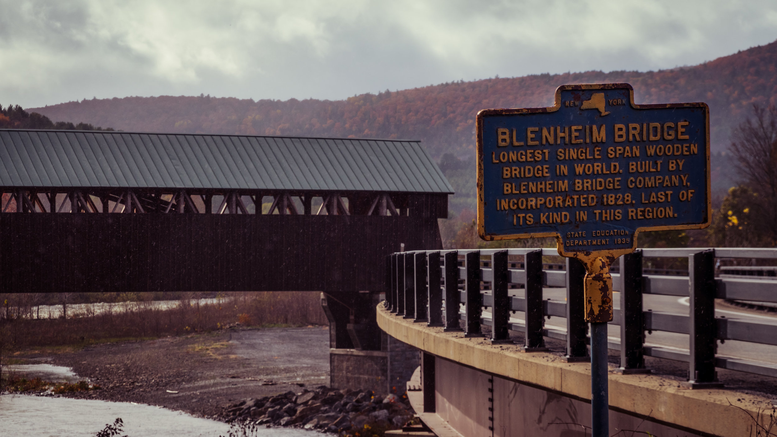 Blenheim Walkabout