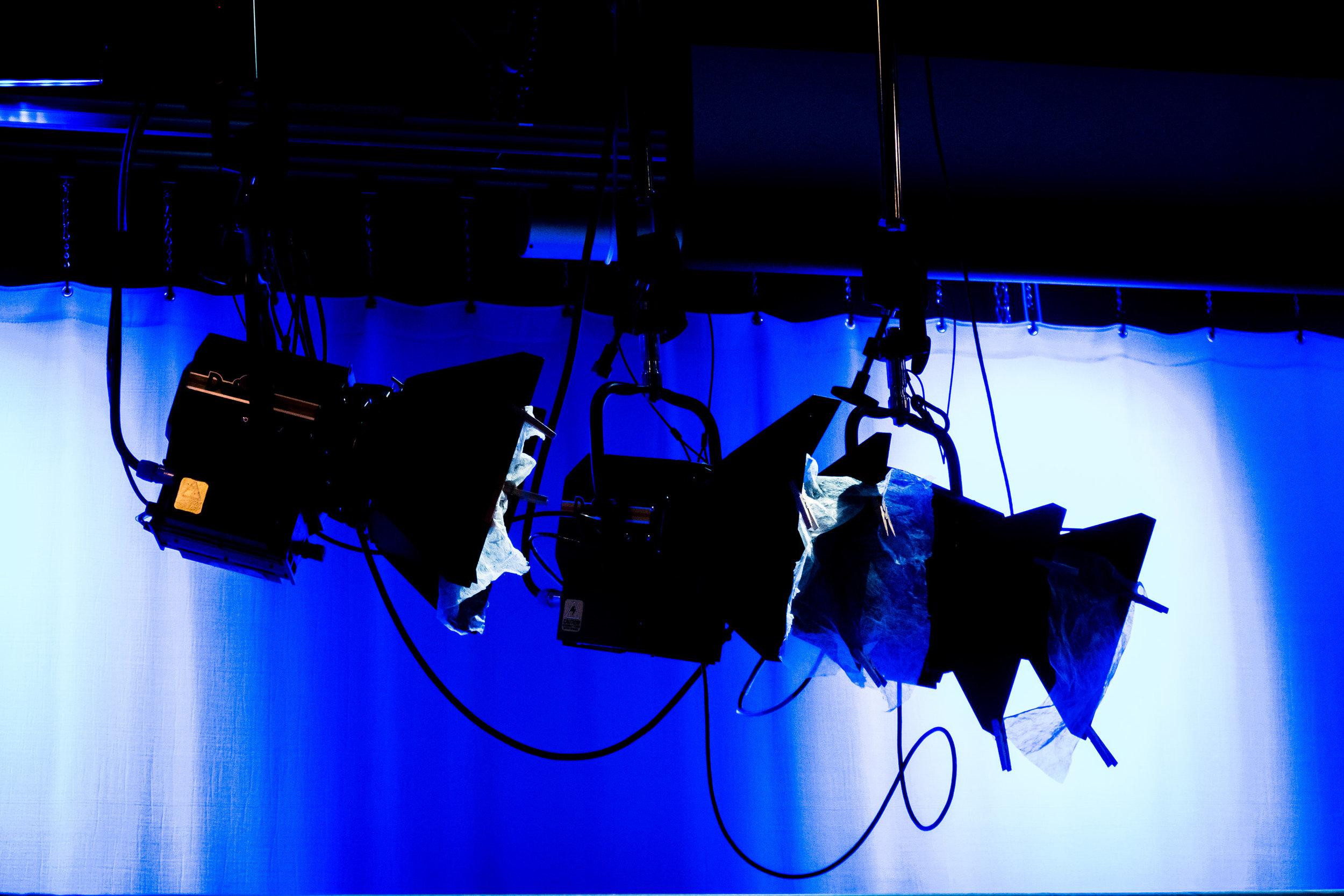 Lights, Cameras, Action