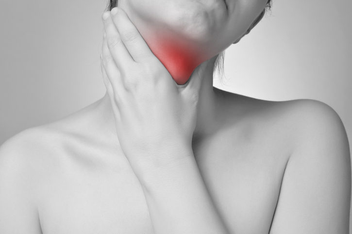 Thyroid and Adrenal Health   Thyroid disease is thought to effect 1 in 8 women in their lifetime and is more common in women than men. Thyroid dysfunction can lead to symptoms of fatigue, depression, anxiety, weight gain, difficulty conceiving, hair loss or thinning, and irregular menses. The adrenal glands, which control the stress response by producing the hormone cortisol, can also become dysfunctional. When this happens, thyroid problems are often made worse. Optimization of thyroid and adrenal health deserves the appropriate evaluation and treatment of both pathways and can be improved through the use of natural medicines, diet, and lifestyle interventions.