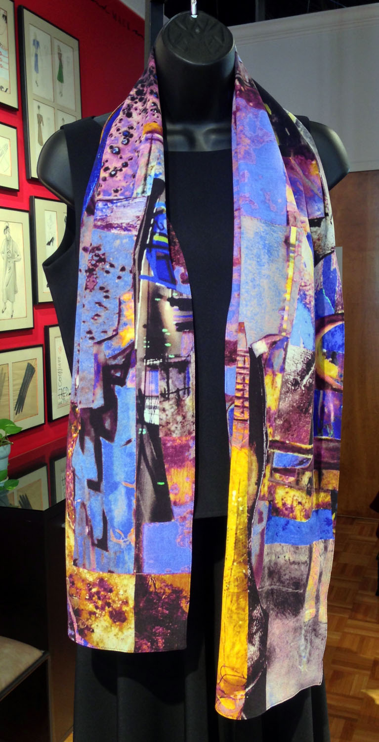 TMBP- art scarf-original design-cool blues- deep berry-gold- mauve-painterly abstract-custom printed- made in usa.jpg