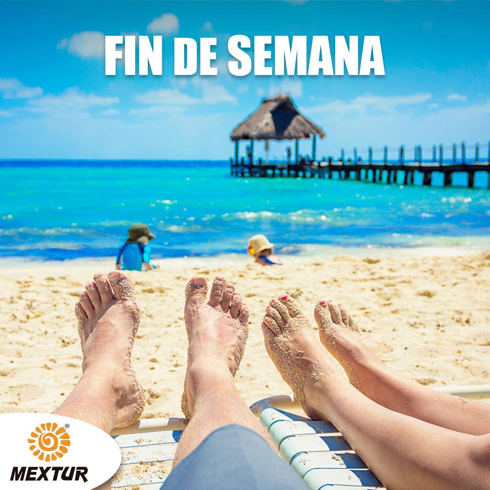 Paquetes fin de semana Mextur Vacaciones ADO viajes