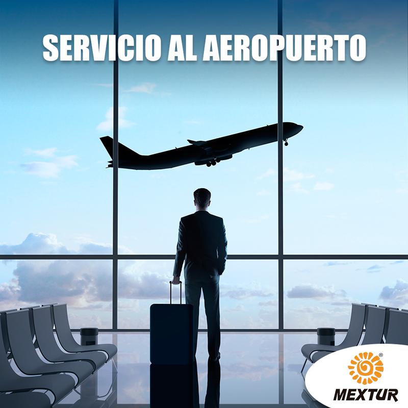 Aeropuerto directo renta vehiculos mextur ado estrella roja viajes
