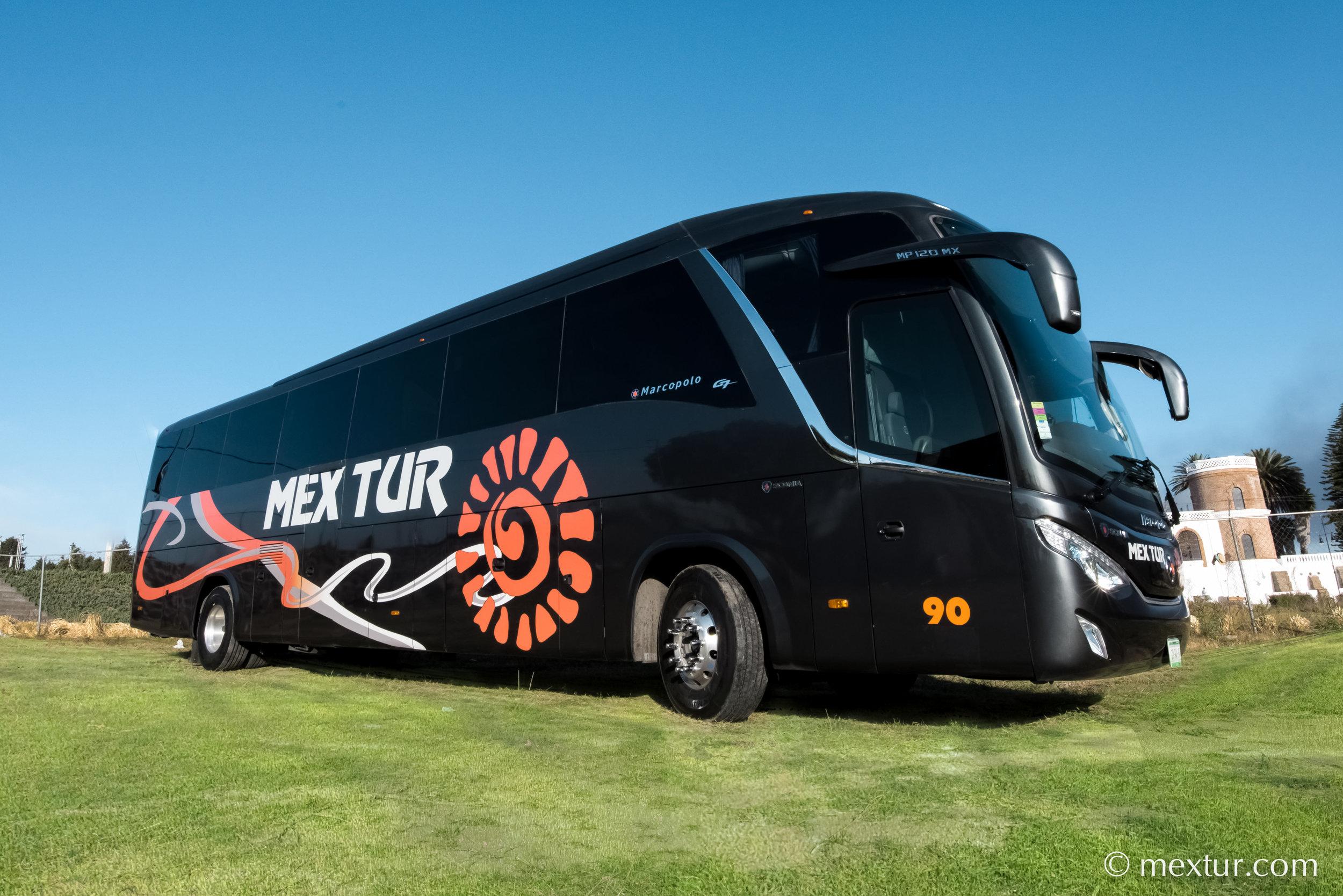 MEXTUR vehiculos seguridad turismo viajes paquetes renta