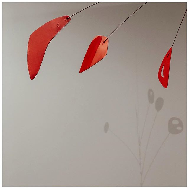 Floating #AlexanderCalder's at #LevyGorvy