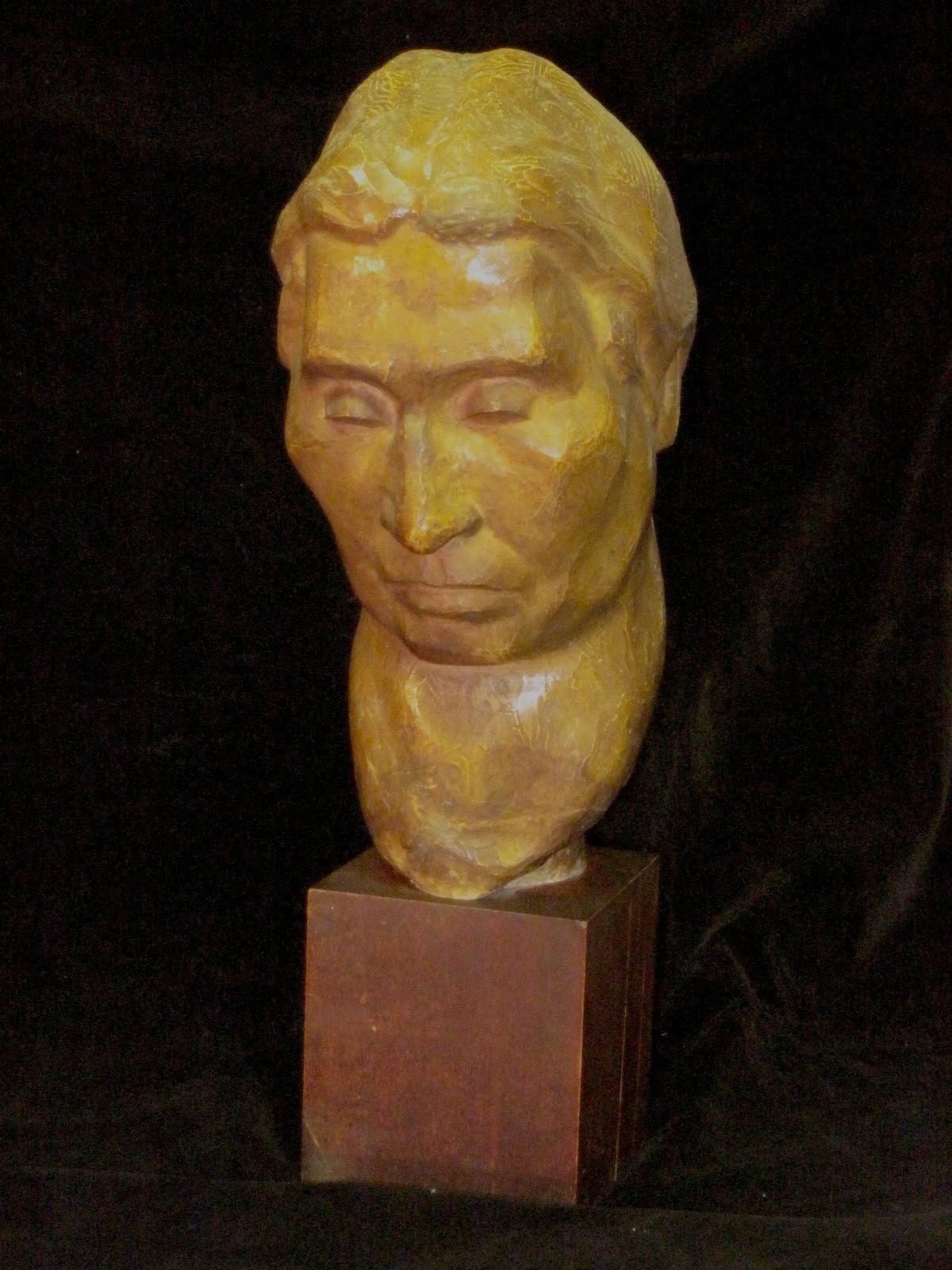 Ben Tatti's  Portrait of My Mother