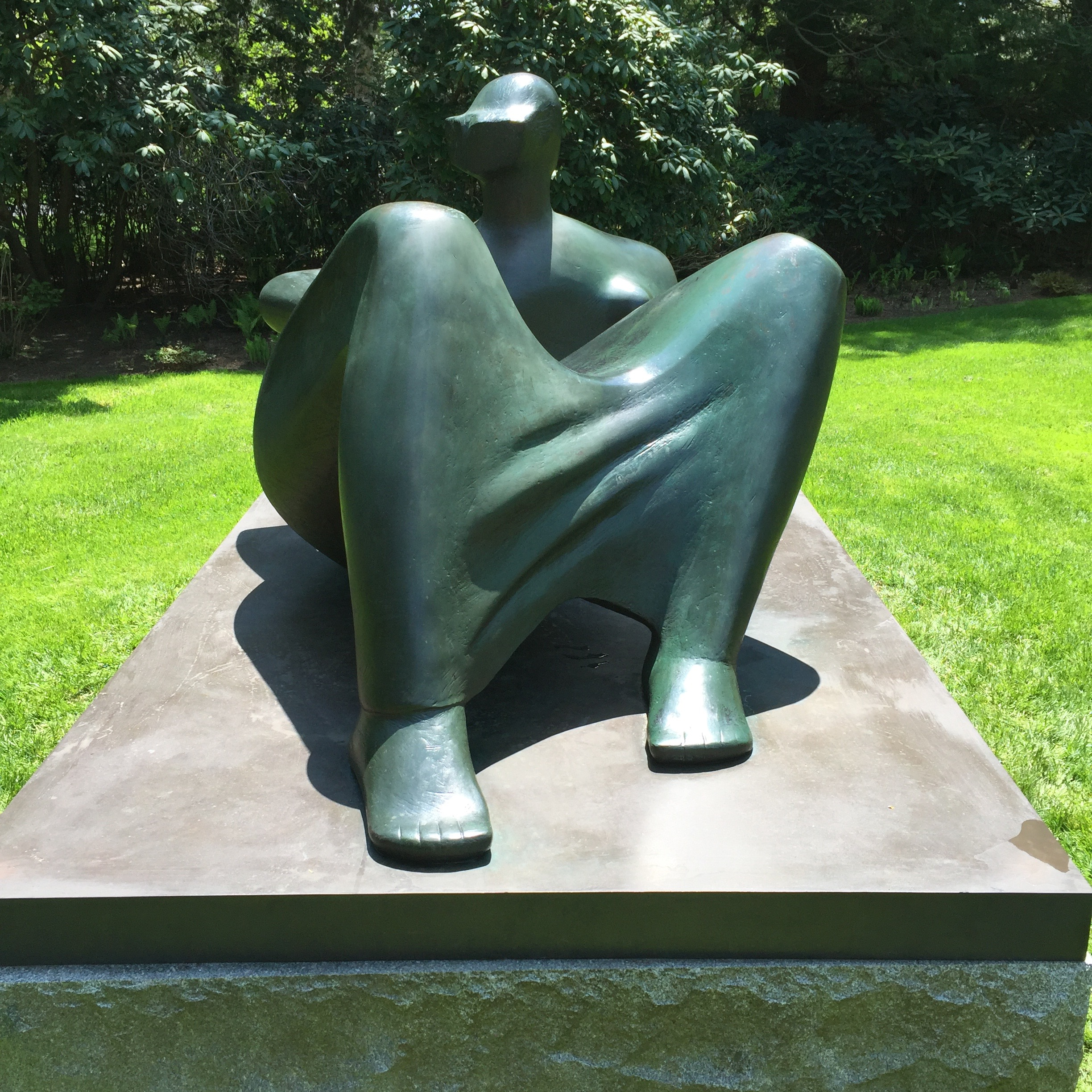 Henry Moore - Reclining Figure