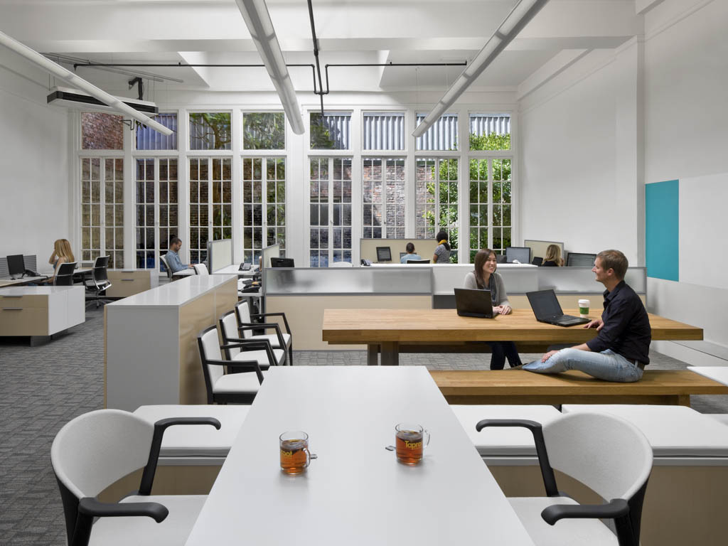 Taproot  Designed by HOK   Photography by David Wakely