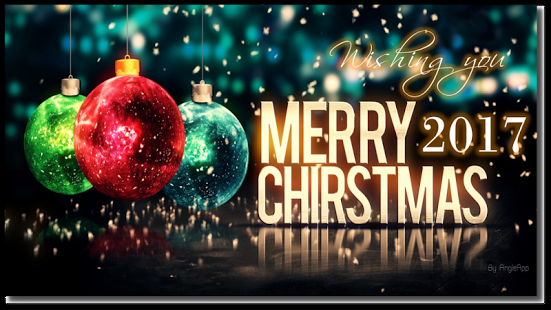 Have a wonderful and blessed Holiday Season.