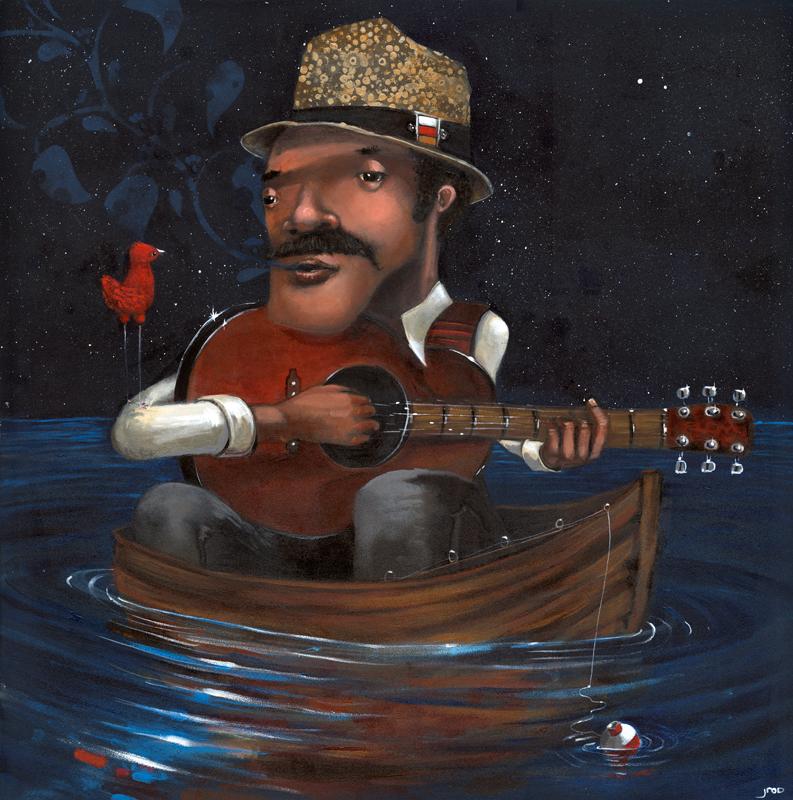 """deepwater blues"""