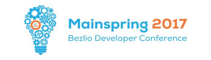 Bezlio Mainspring Developer Conference Logo