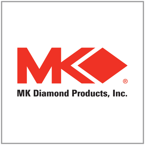 Logo for MK Diamond Products who provided a testimonial on their success with Bezlio.