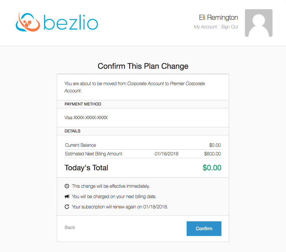 bezlio-get-started-billing-change-plan-confirmation.png